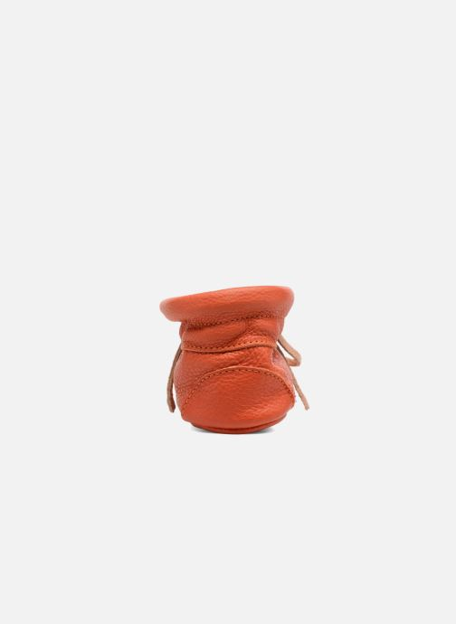 Slippers Hippie Ya Booties Orange view from the right