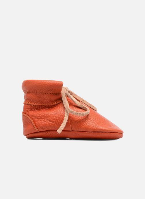Pantoffels Hippie Ya Booties Oranje achterkant