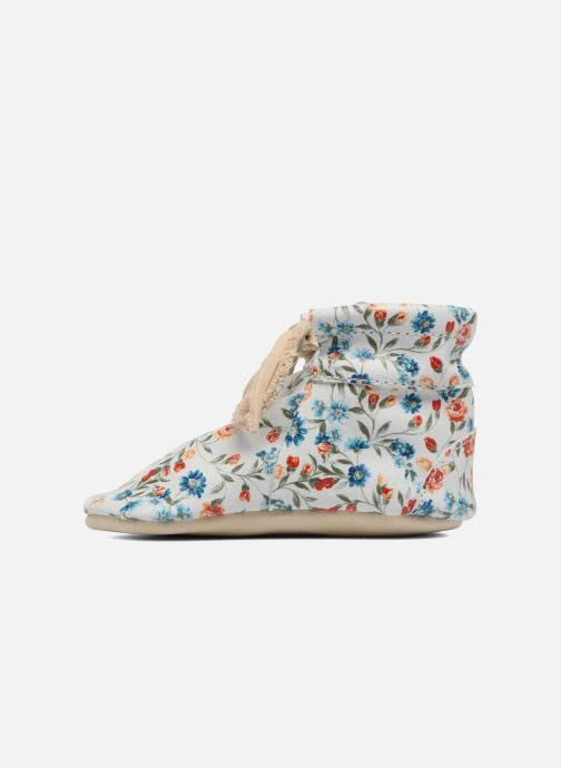 Chaussons Hippie Ya Booties Blanc vue face
