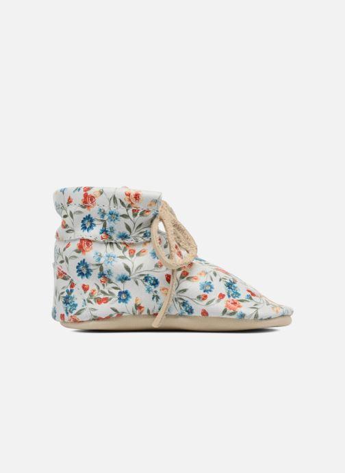 Pantofole Hippie Ya Booties Bianco immagine posteriore