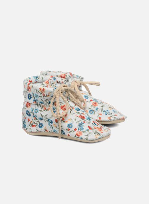 Pantofole Hippie Ya Booties Bianco vedi dettaglio/paio