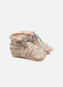 Hausschuhe Kinder Booties Collab HY & Moumout