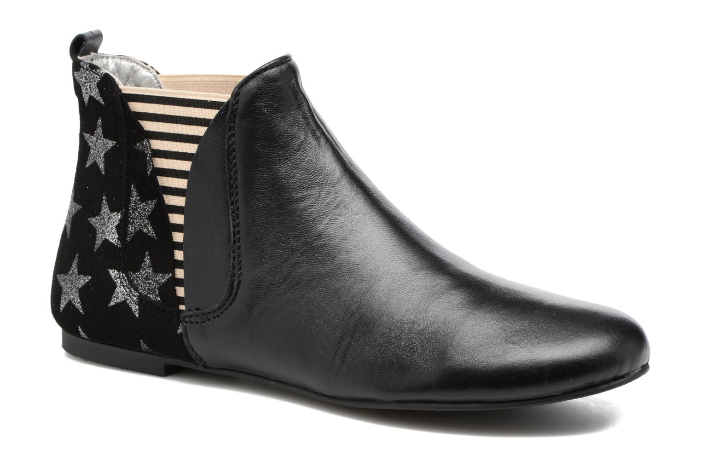 Nuevo zapatos Ippon - Vintage Patch Sky (Negro) - Ippon Botines  en Más cómodo 740c5d