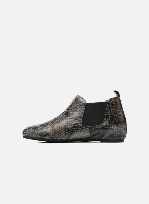 Boots en enkellaarsjes Ippon Vintage Cult snake Grijs voorkant
