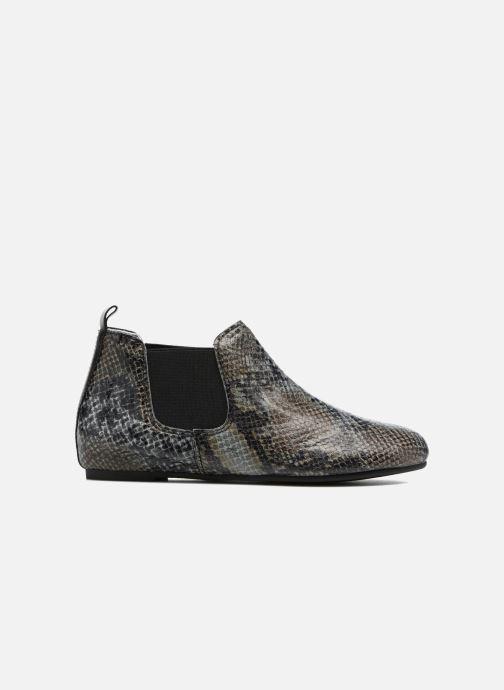 Boots en enkellaarsjes Ippon Vintage Cult snake Grijs achterkant
