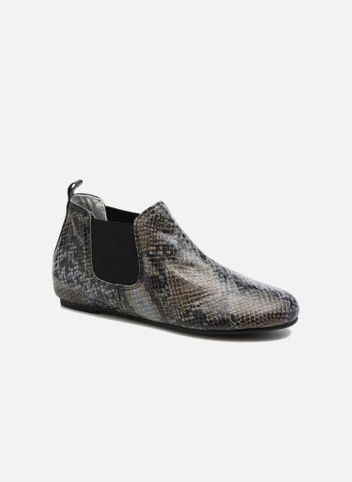 Boots en enkellaarsjes Ippon Vintage Cult snake Grijs detail
