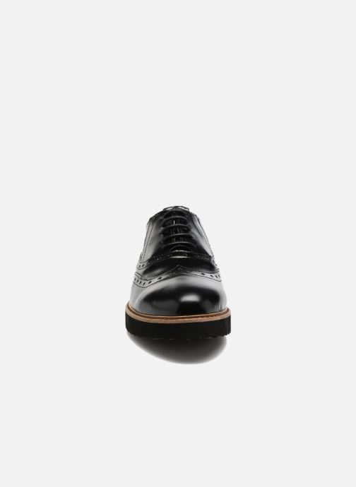 Chaussures à lacets Ippon Vintage Andy Thick Noir vue portées chaussures