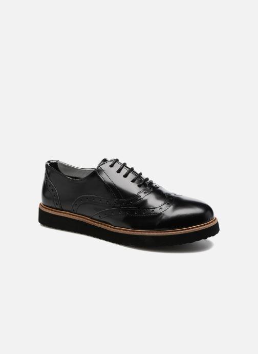 Chaussures à lacets Ippon Vintage Andy Thick Noir vue détail/paire