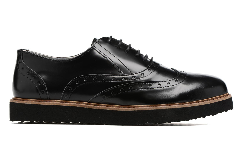 Chaussures à lacets Ippon Vintage Andy Thick Noir vue derrière