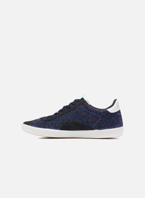 Sneakers Ippon Vintage Captain Fame Azzurro immagine frontale