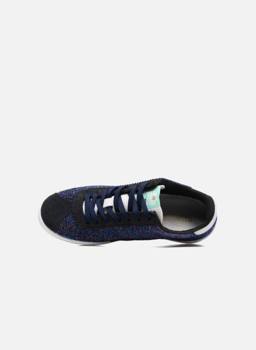 Sneakers Ippon Vintage Captain Fame Azzurro immagine sinistra