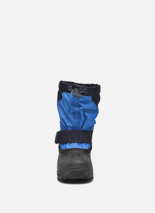 Chaussures de sport Kamik Snowtraxg Bleu vue portées chaussures