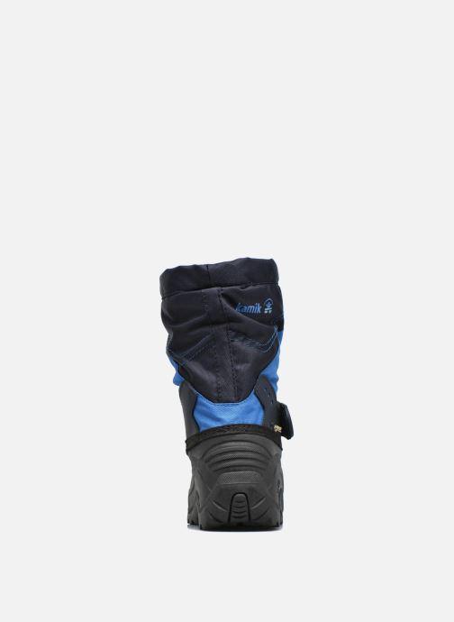 Sportschoenen Kamik Snowtraxg Blauw rechts