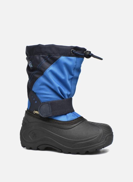 Zapatillas de deporte Kamik Snowtraxg Azul vista de detalle / par