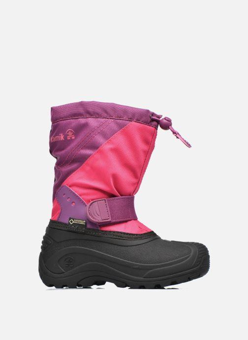 Zapatillas de deporte Kamik Snowtraxg Rosa vistra trasera
