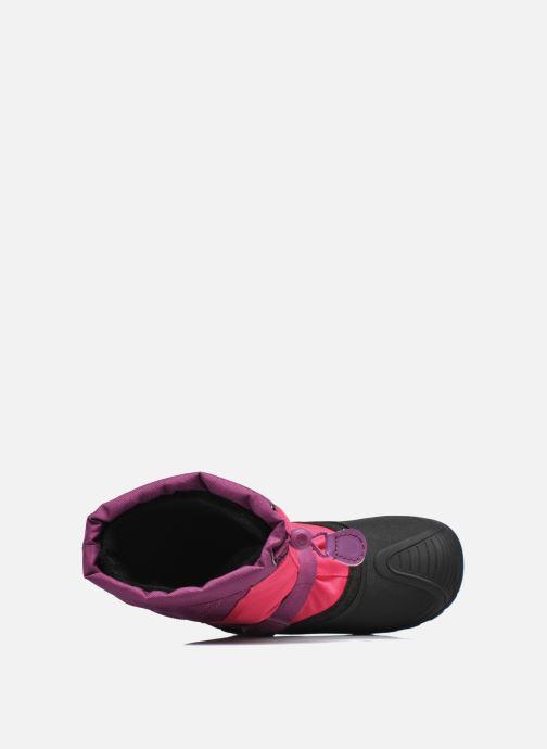 Zapatillas de deporte Kamik Snowtraxg Rosa vista lateral izquierda