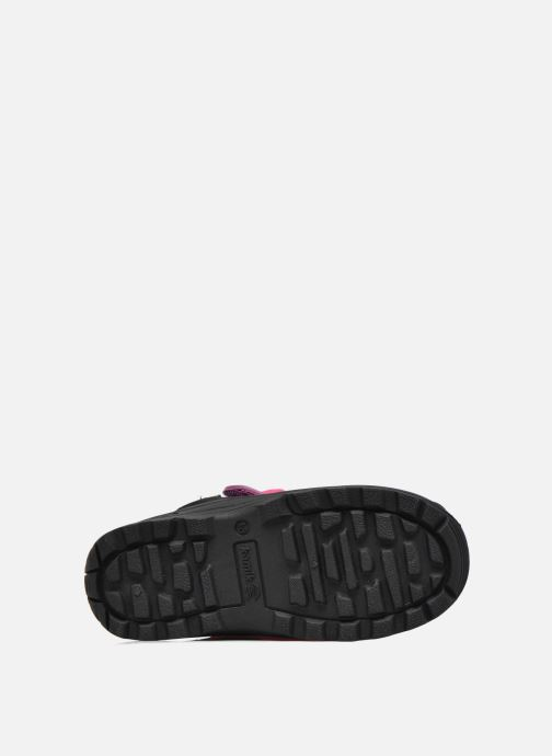 Chaussures de sport Kamik Snowtraxg Rose vue haut