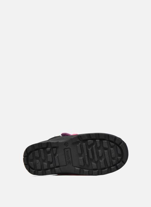Zapatillas de deporte Kamik Snowtraxg Rosa vista de arriba