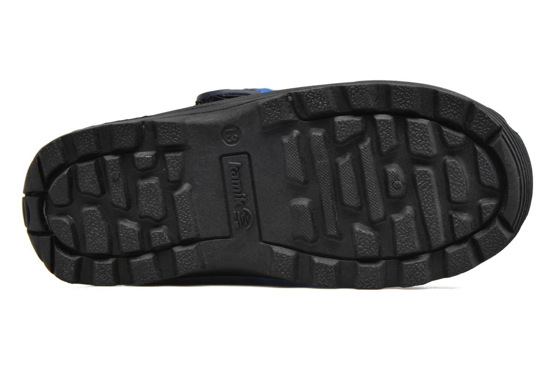 Chaussures de sport Kamik Snowtraxg Bleu vue haut