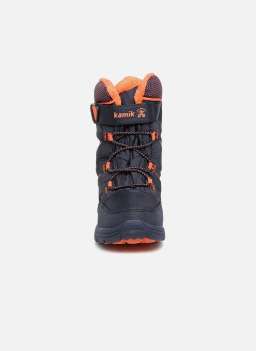 Zapatillas de deporte Kamik Stance Azul vista del modelo