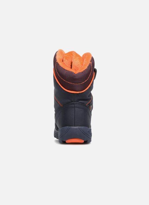 Zapatillas de deporte Kamik Stance Azul vista lateral derecha