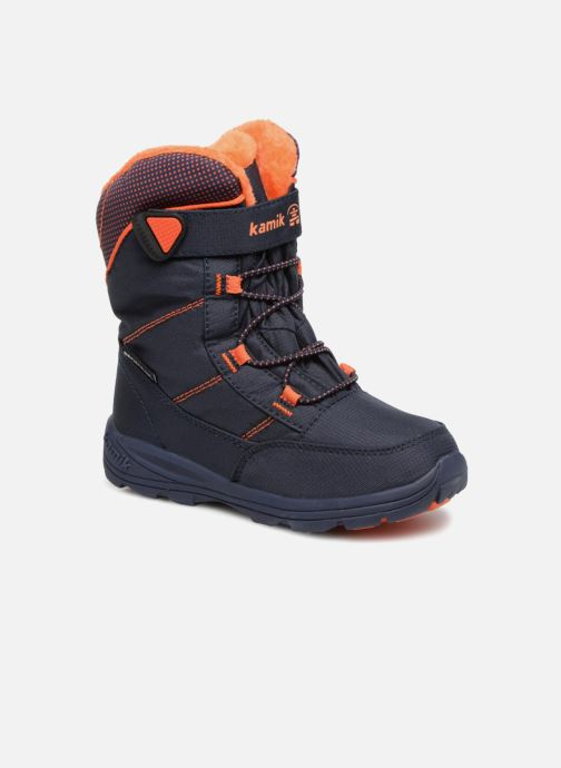 Zapatillas de deporte Kamik Stance Azul vista de detalle / par
