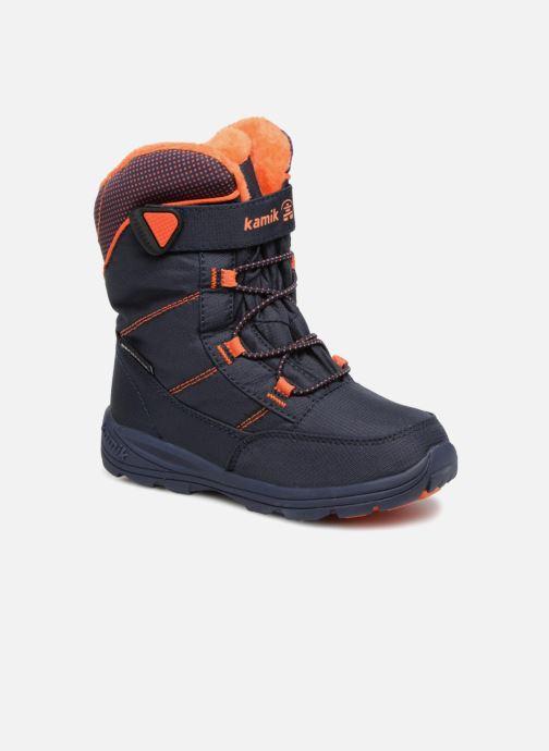 Chaussures de sport Kamik Stance Bleu vue détail/paire