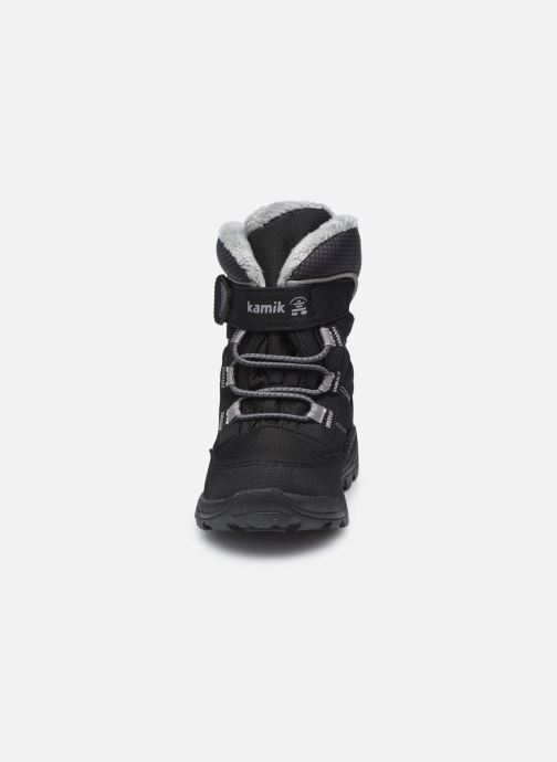 Chaussures de sport Kamik Stance Noir vue portées chaussures
