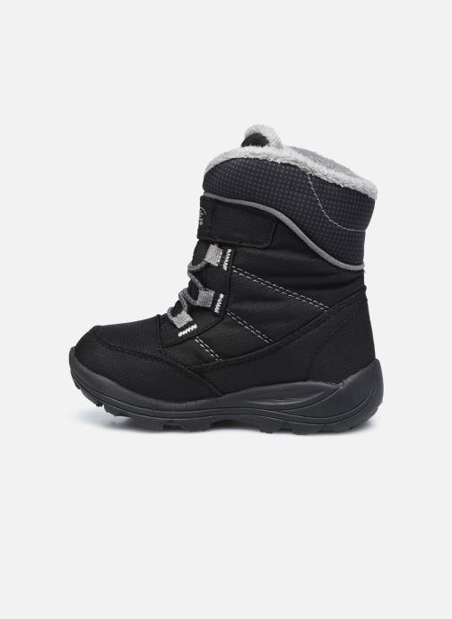 Zapatillas de deporte Kamik Stance Negro vista de frente