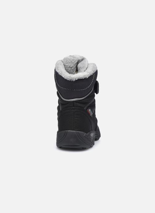 Chaussures de sport Kamik Stance Noir vue droite