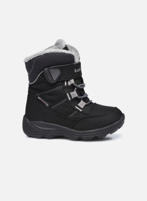 Chaussures de sport Kamik Stance Noir vue derrière