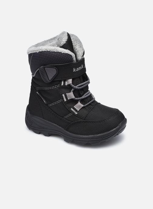 Chaussures de sport Kamik Stance Noir vue détail/paire