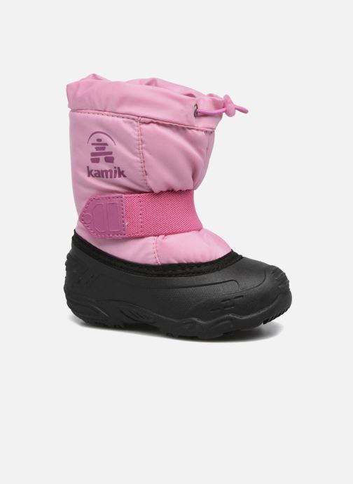 Zapatillas de deporte Kamik Tickleeu Rosa vista de detalle / par