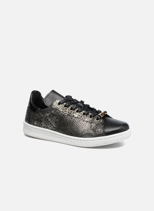 Sneakers Georgia Rose Sapython Zwart detail