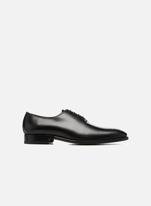 Schnürschuhe Marvin&Co Luxe Waller - Cousu Goodyear schwarz ansicht von hinten
