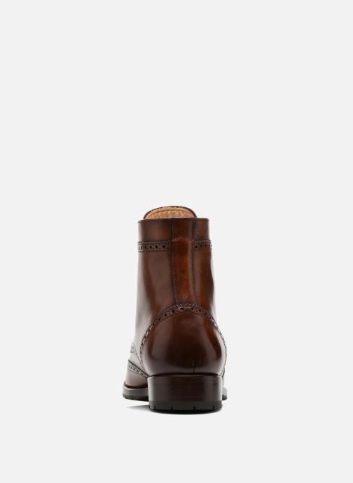 Boots en enkellaarsjes Marvin&Co Luxe Westner - Cousu Goodyear Bruin rechts