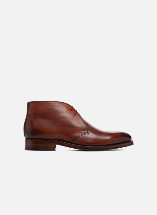 Boots en enkellaarsjes Marvin&Co Luxe Willston - Cousu Goodyear Bruin achterkant