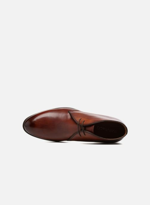 Boots en enkellaarsjes Marvin&Co Luxe Willston - Cousu Goodyear Bruin links