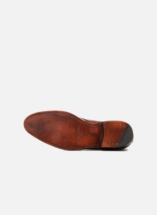 Boots en enkellaarsjes Marvin&Co Luxe Willston - Cousu Goodyear Bruin boven