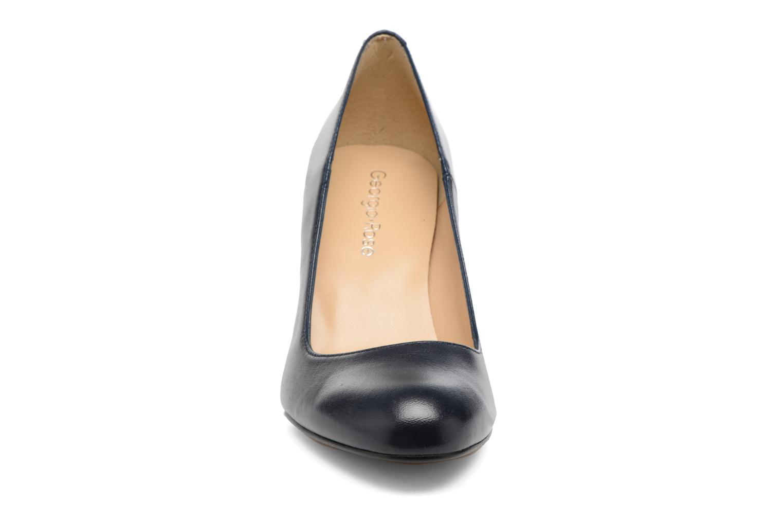 High heels Georgia Rose Salight Blue model view