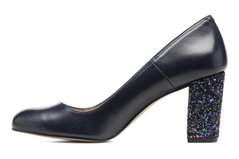 High heels Georgia Rose Salight Blue front view