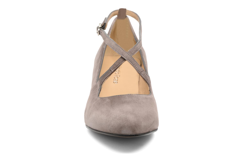Escarpins Georgia Rose Sully Gris vue portées chaussures