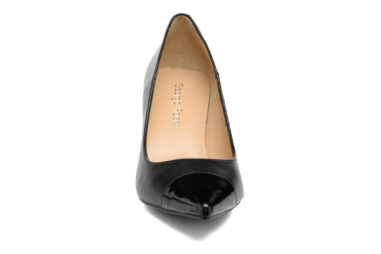 Zapatos de tacón Georgia Rose Sophia Negro vista del modelo