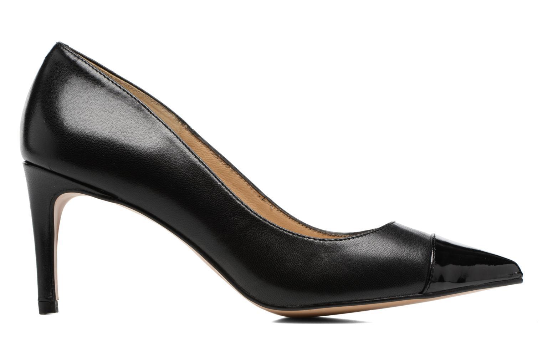 Zapatos de tacón Georgia Rose Sophia Negro vistra trasera