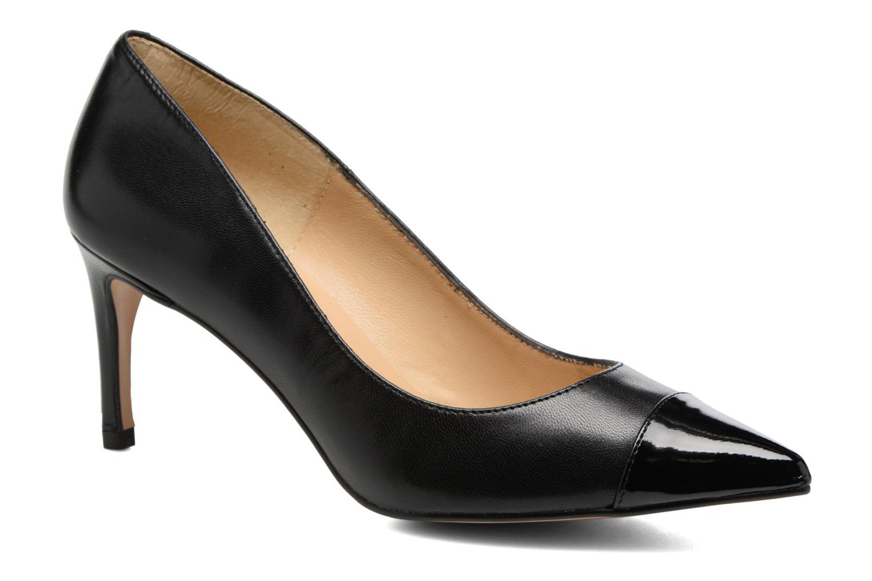 Zapatos de tacón Georgia Rose Sophia Negro vista de detalle / par