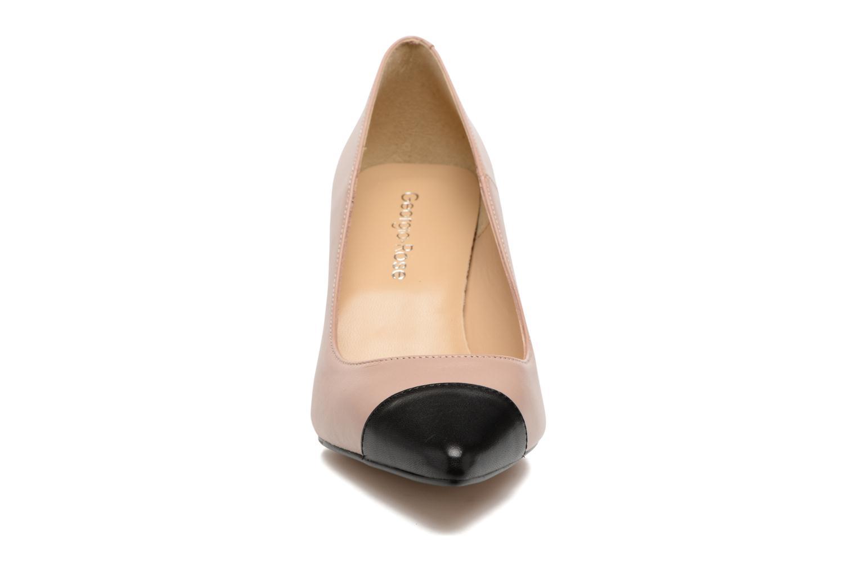 Escarpins Georgia Rose Sophia Beige vue portées chaussures