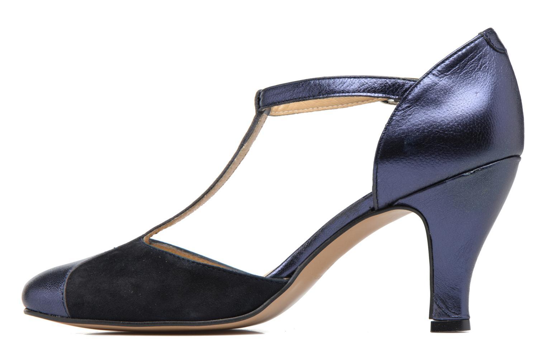 High heels Georgia Rose Sandy Blue front view