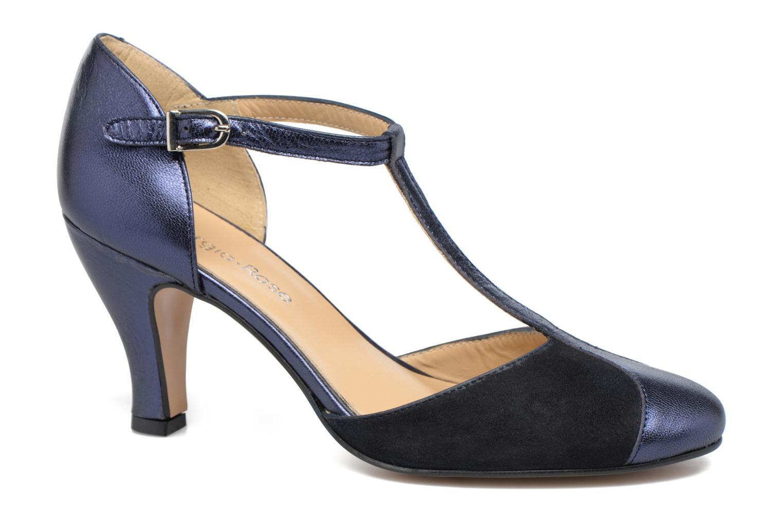 High heels Georgia Rose Sandy Blue detailed view/ Pair view