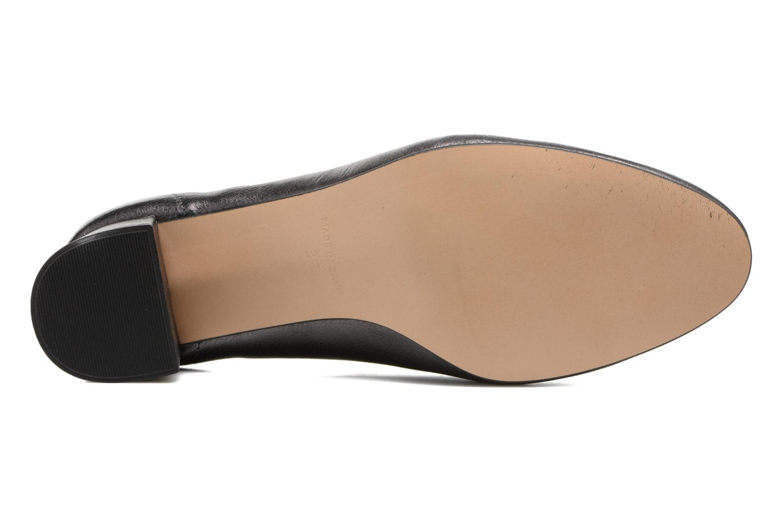 High heels Georgia Rose Socroca Grey view from above