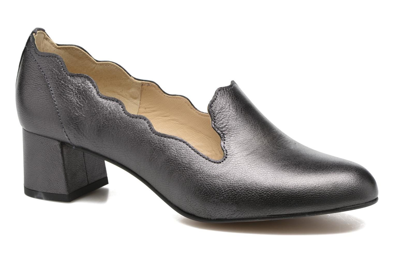 High heels Georgia Rose Socroca Grey detailed view/ Pair view